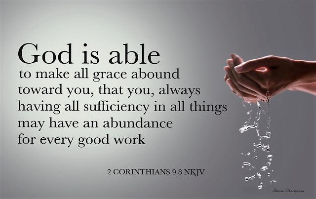 Tuhan Memberkati Anda Agar Anda Dapat Bermurah Hati
