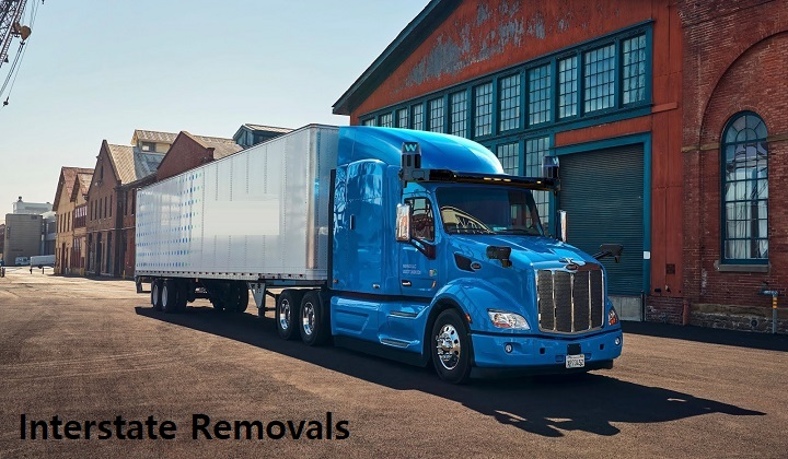 Interstate Removals Adelaide