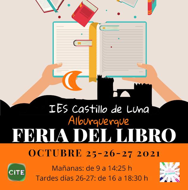 Feria del Libro de IES Castillo de Luna 2021