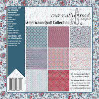 ODBD Americana Quilt Paper Collection