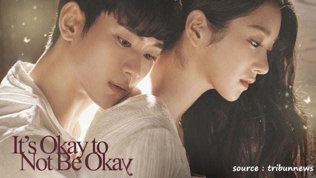 Drama Korea Favorit its okay to not be okay