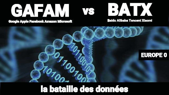 GAFAM vs BATX