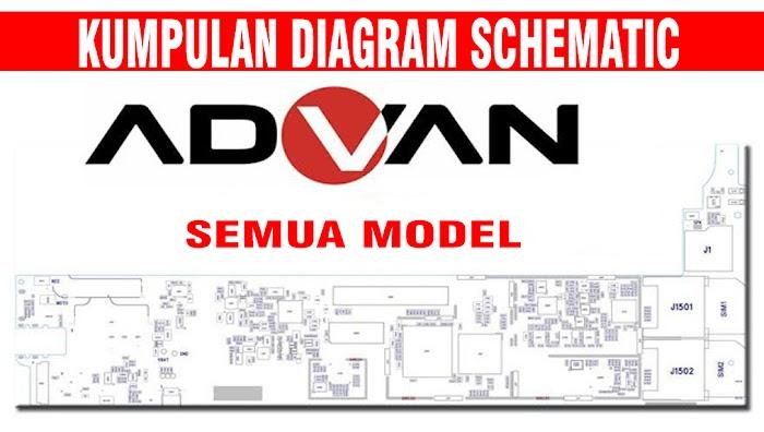 Kumpulan Diagram Schematic ADVAN Semua Model #1