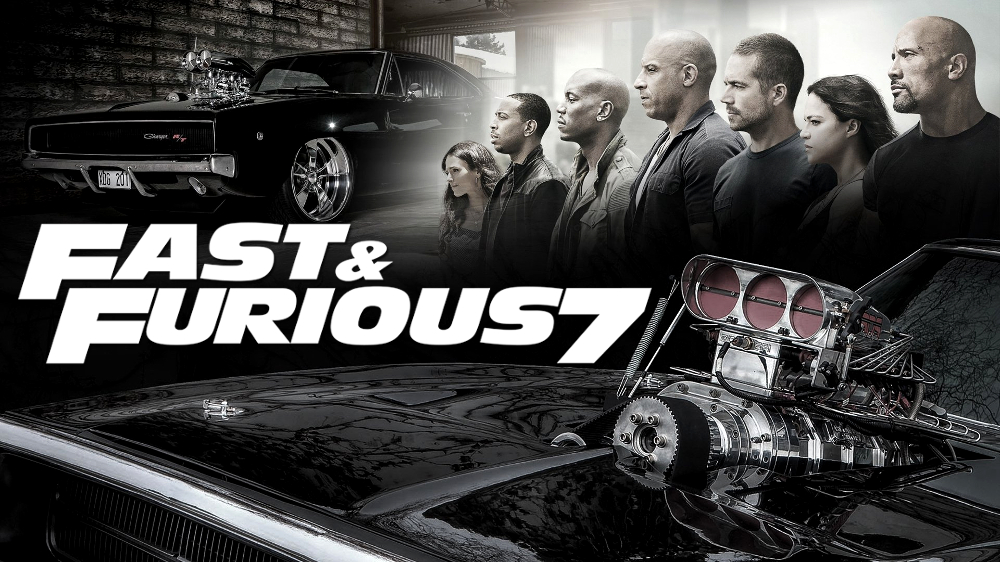 FAST AND FURIOUS 7 (FURIOUS SEVEN) TAMIL DUBBED HD