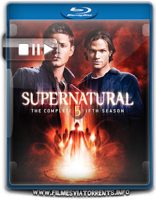 Supernatural 5ª Temporada Completa Torrent