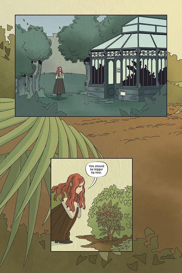 Poison Ivy: Thorns - 5