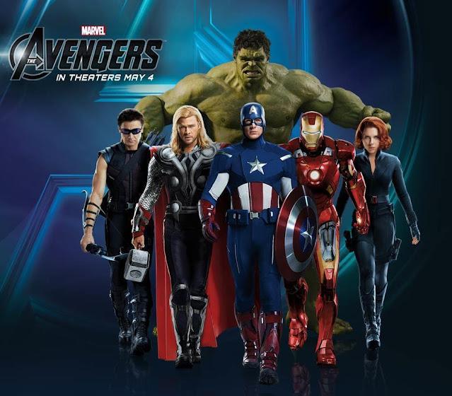 high-quality-Avengers-wallpaper