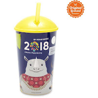 Alfacart Asian Games 2018 Tumbler Botol Minum ANDHIMIND