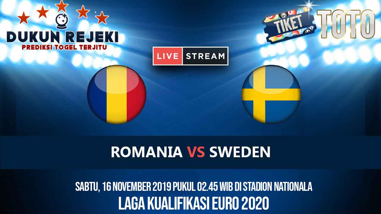 Prediksi Romania vs Swedia 16 November 2019