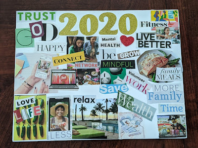 vision board for adults
