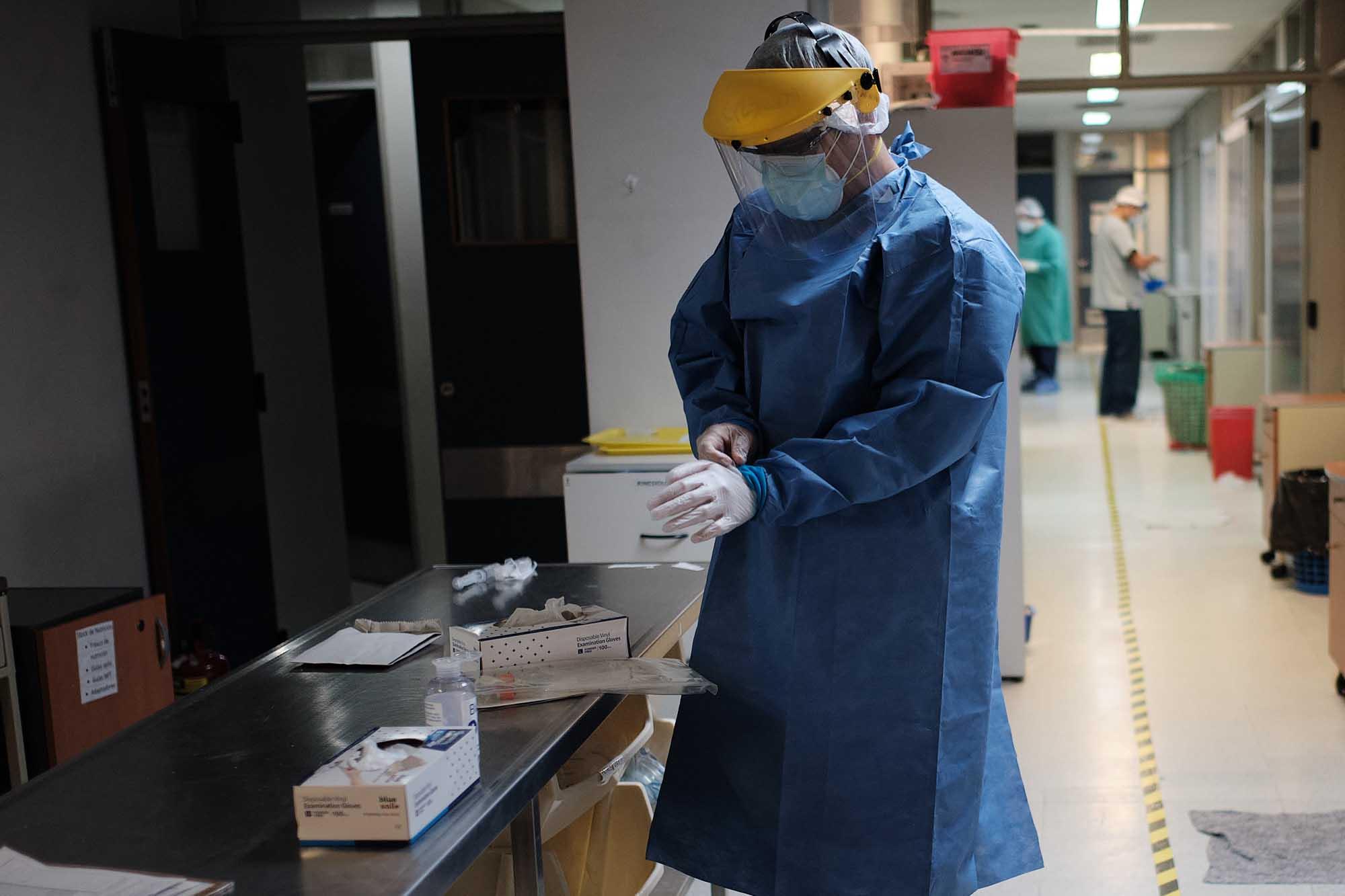 Coronavirus en Argentina: Nuevo récord de 557 muertos en 24 horas y 27.884 nuevos contagios