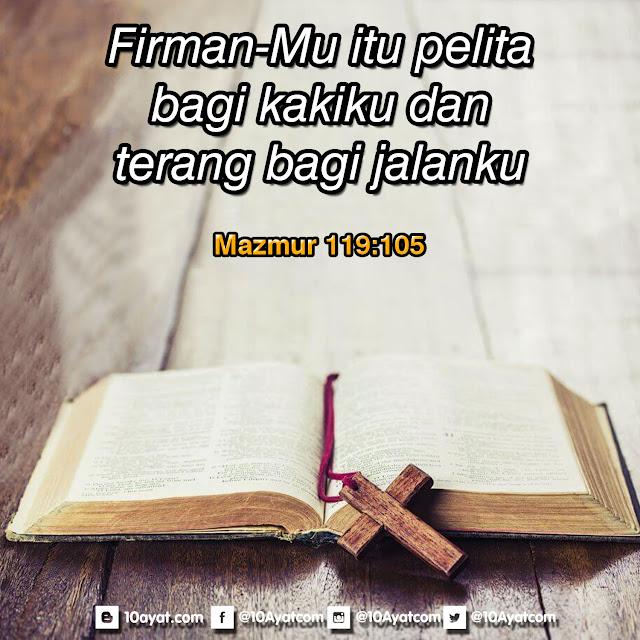 Mazmur 119-105