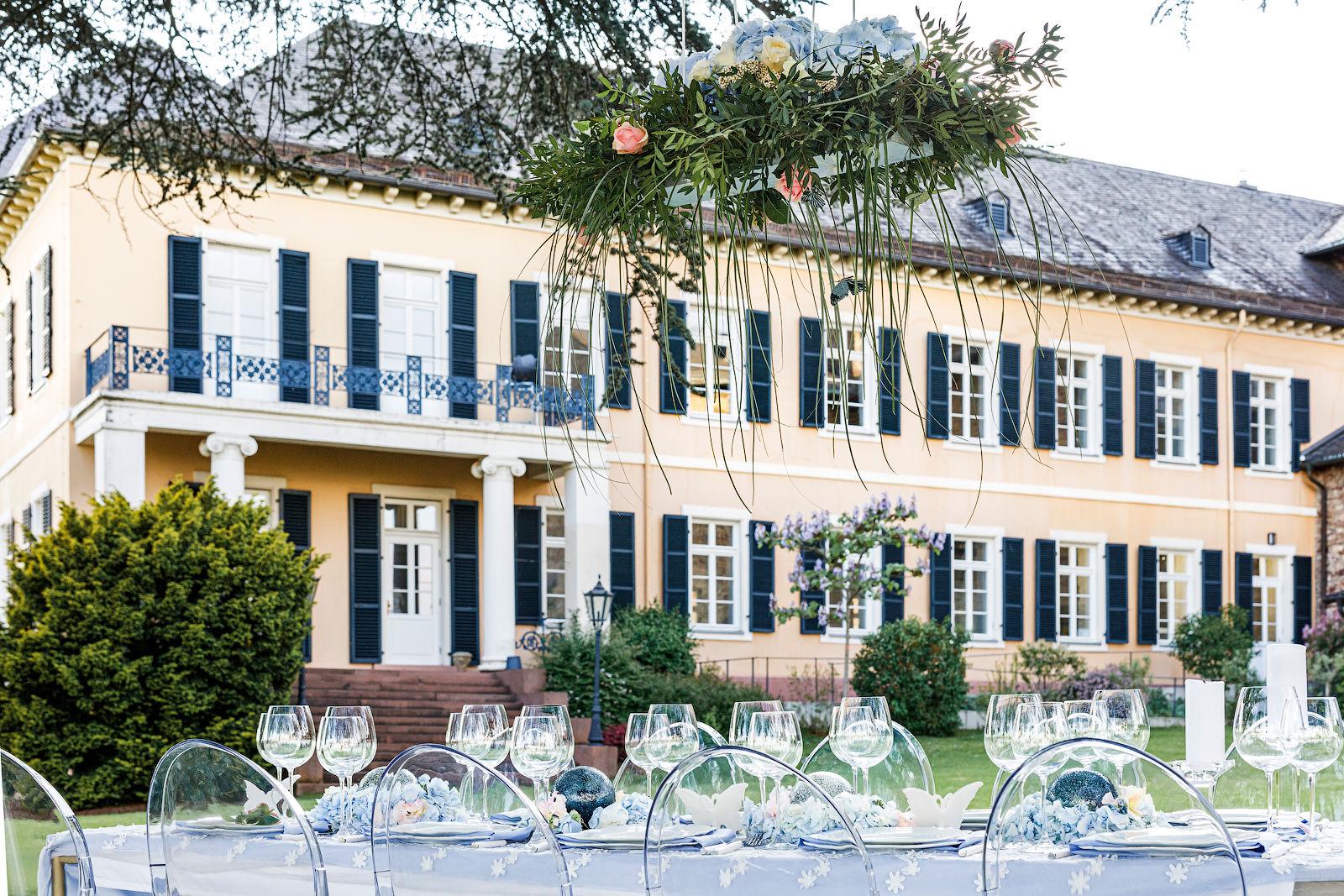Hochzeit im Schloss Johannisberg
