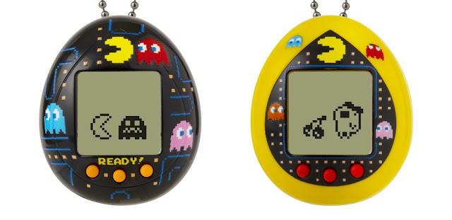 Bandai America Launches New PAC-MAN Tamagotchi Device
