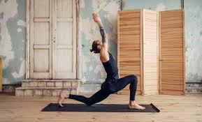 Women men will learn yoga in health wellness centers