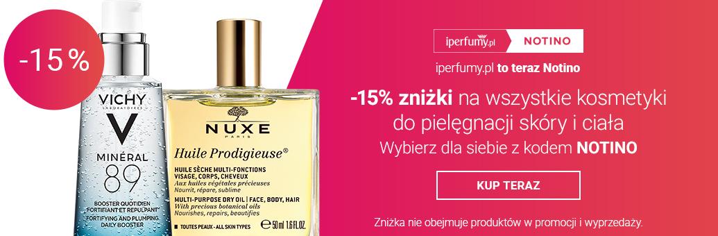 Iperfumy.pl to teraz Notino! - EVENTY: NOTINO KOCHA POLSKĘ (6-8 CZERWCA)