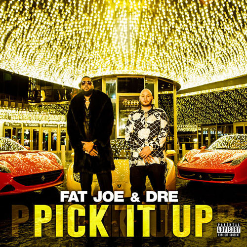 Fat Joe (feat. Dre) Pick It Up (Audio)