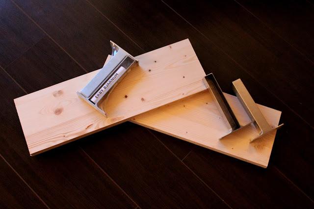 DIY, Basteln: Regal im Industrial Look, Ikea Hack in Möbel und Wohndekoration - DIYCarinchen