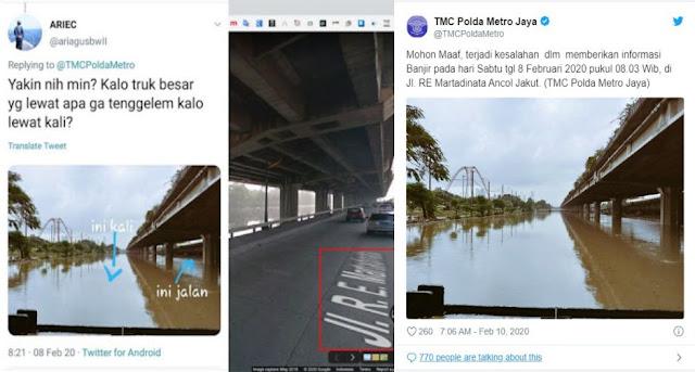 Akun TMC Polda Metro Jaya Akhirnya Minta Maaf,