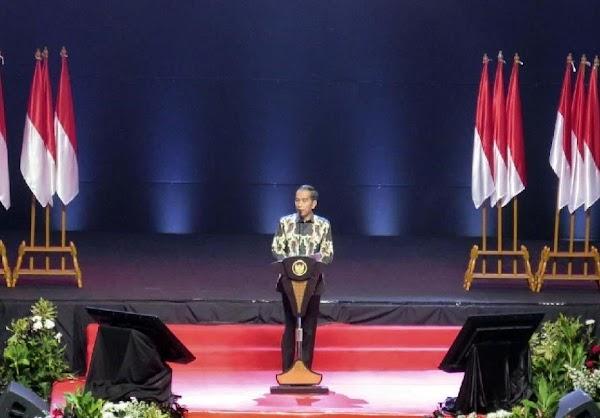 Jokowi Minta Kepala Daerah Setop Perbanyak Perda