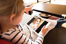 Connecting with your Autistic Child through Engaging Video Chats when You're Apart