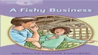 اقوى شيتات اسئلة واجابات ترجمة لقصة A fishy business لمنهج English World 5