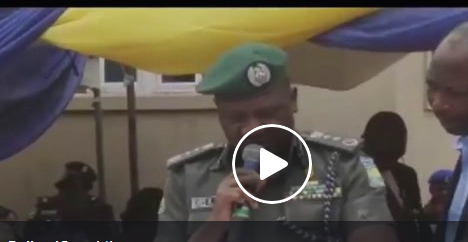 VIDEO: I know how to read, strong members of the senate bewitch me, i was attack by some spiritual forces--- IGP Idris