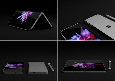Smartphone Terbaru dari Microsoft