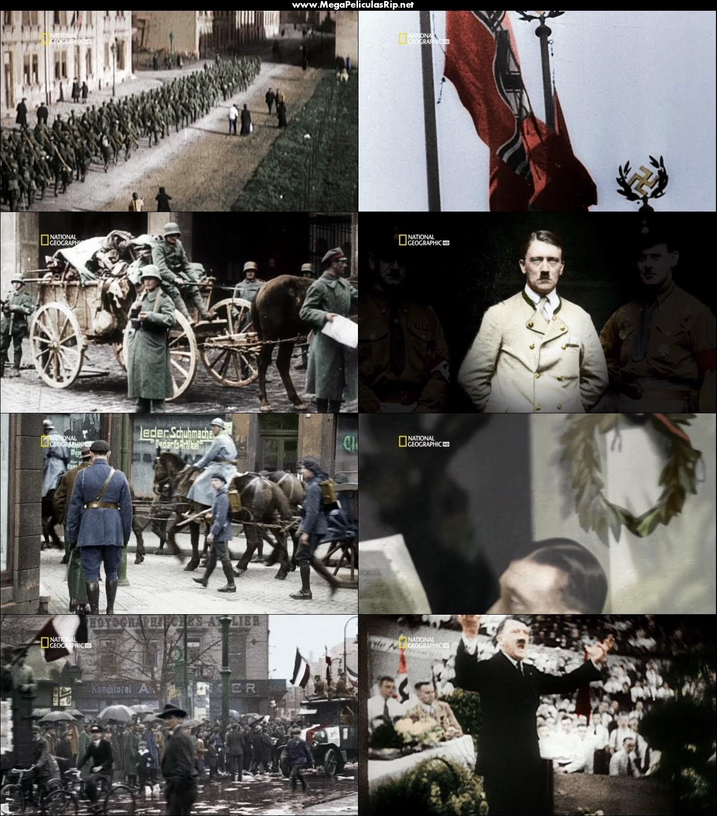 Apocalipsis El Ascenso De Hitler 720p Latino