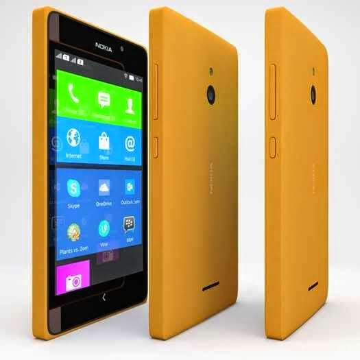 Harga dan Spesifikasi Nokia XL Terbaru