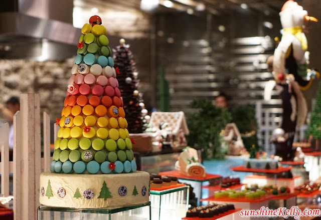 Festive Celebrations, JW Marriot Kuala Lumpur, Sentidos Gastrobar, The Latin Grill, Shook!, Feast Village Starhill Gallery, Festive Christmas Buffet, food