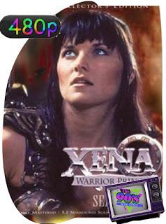 Xena: la princesa guerrera (1995-2001) Temporada 1 [480p] Latino [Google Drive] Panchirulo