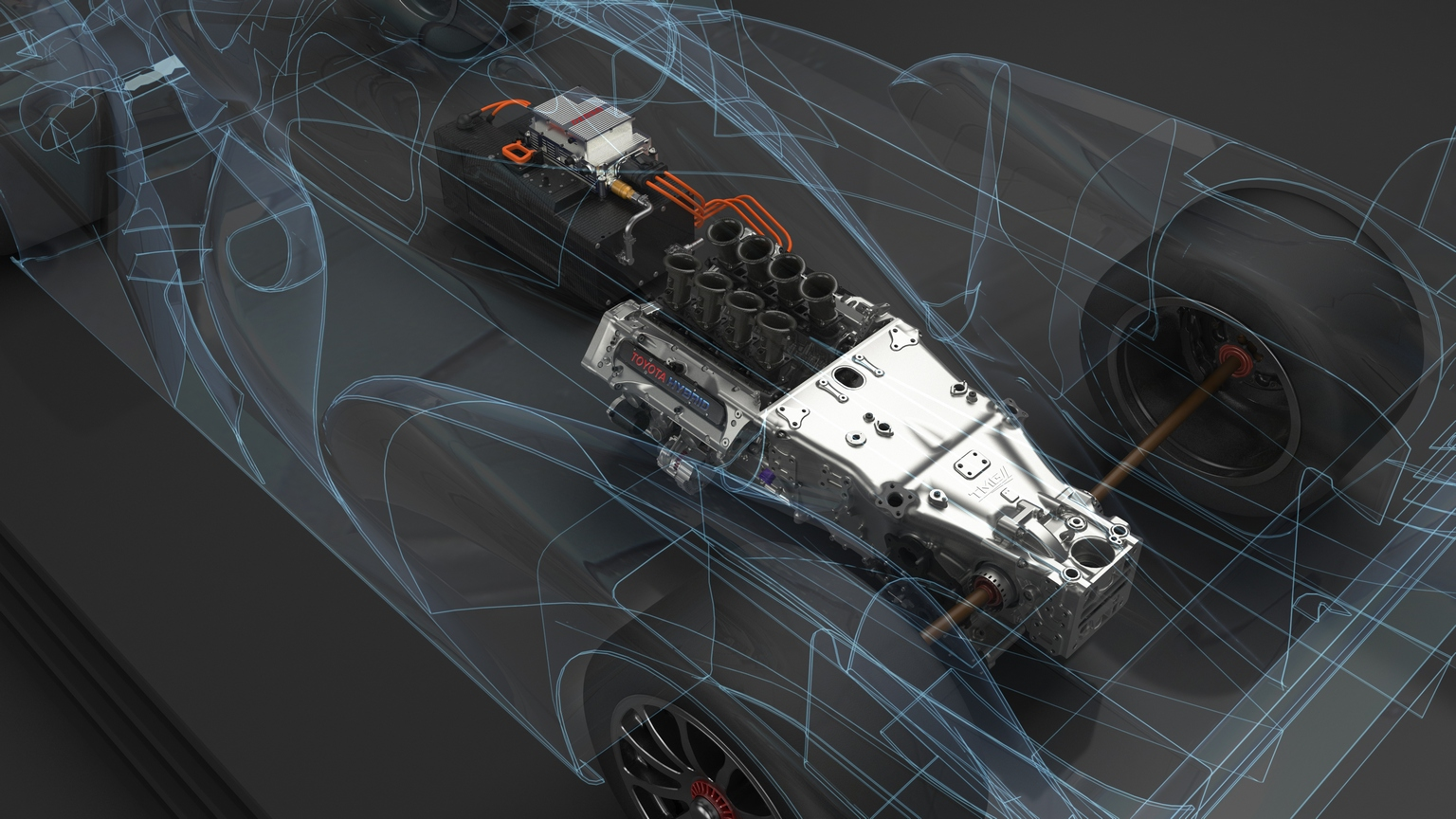 Toyota Hybrid Racing - Supercapacitor System Explained