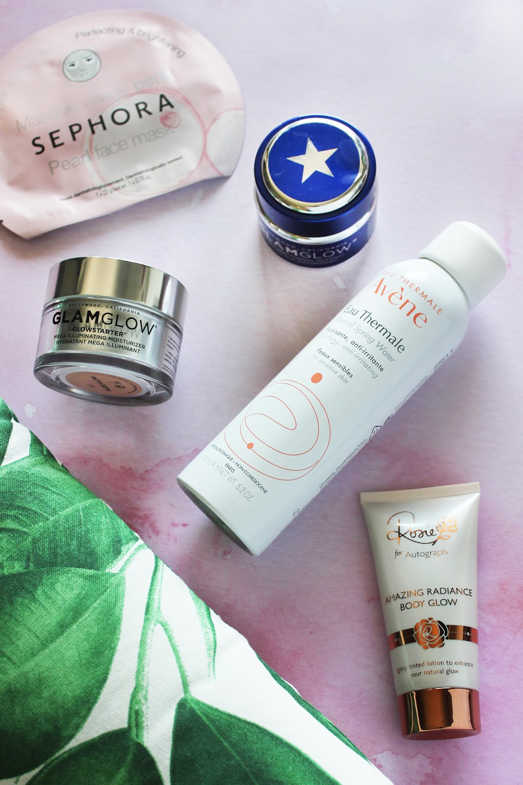 Glam Glow mask review