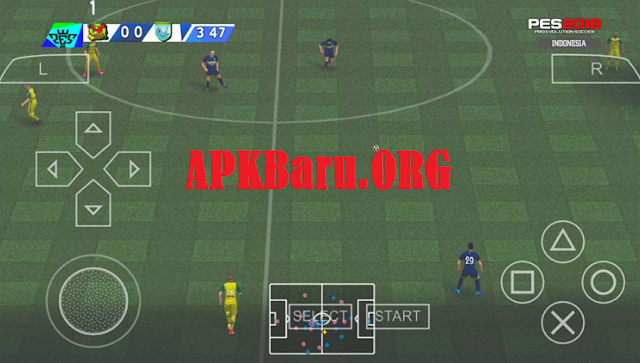 PES Army 2018 Update ISO PPSSPP For Android