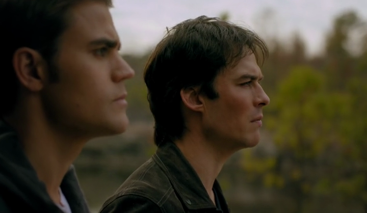 The Vampire Diaries 8x13 8x14 Stefan Damon