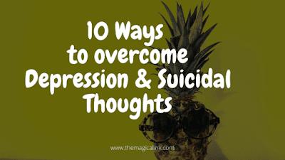 10 ways to overcome depression l motivation