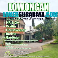 Info Loker di The Batu Hotel and Villas Malang September 2020