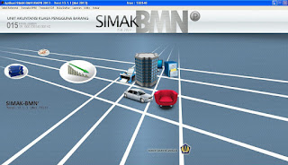 Installer Aplikasi SIMAK BMN 2013
