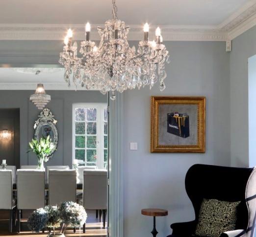 Pure GLAM: House Beautiful