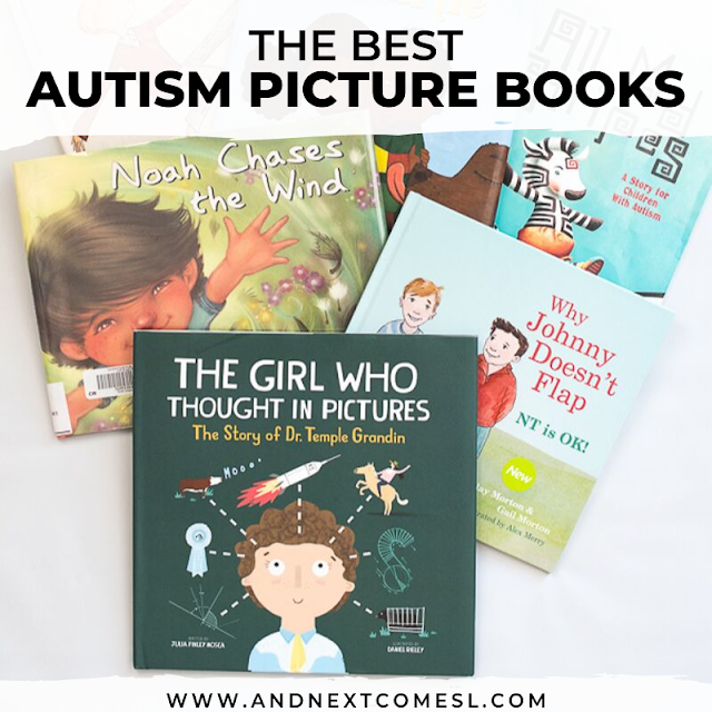 Picture books about autism