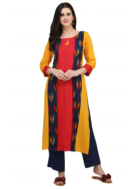 Latest Design Kurti Sets Online