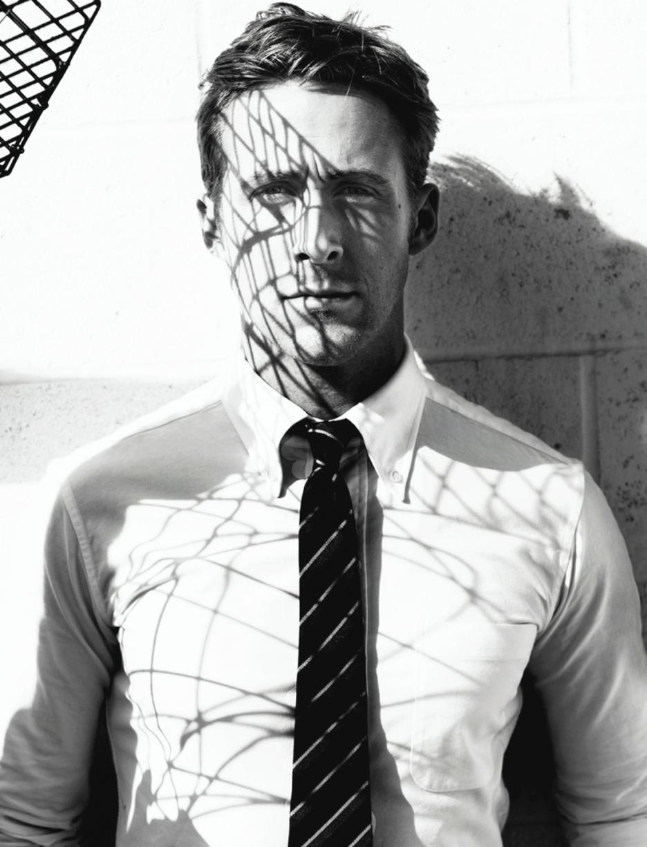 Ryan Gosling Christian Bale Steve Carell Cover New York: Talkin' Bout Hot Dudes: HOT DUDE: Ryan Gosling