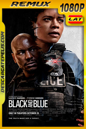 Black and Blue (2019) 1080p BDRemux Latino – Ingles
