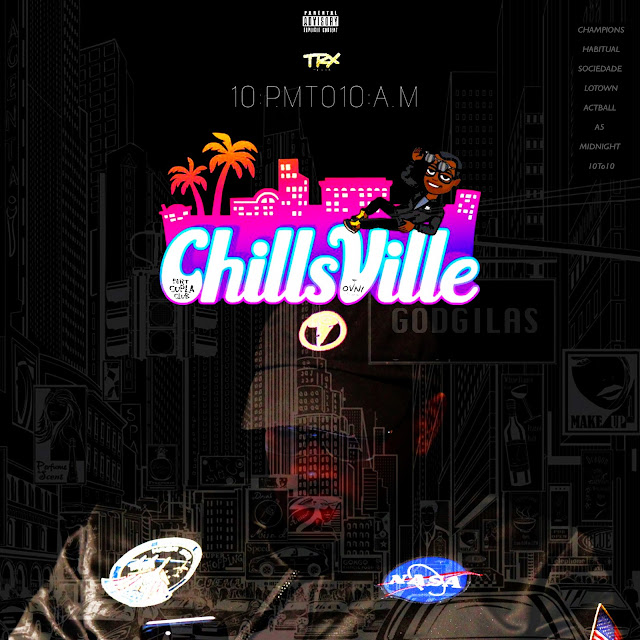 Gilson Gillette - (Ep) 10TO10 CHILLSVILLE [Download]