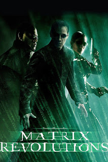 The Matrix Revolutions 2003 Dual Audio Hindi 720p BluRay 1GB