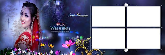 12x36 Album Sheet PSD Free Download