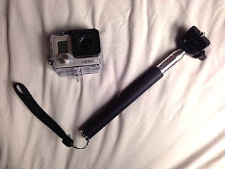 go pro, hero 3, camera, photo, travel, hand luggage