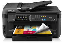 Epson WorkForce WF-7610 Drivers Download & Manual