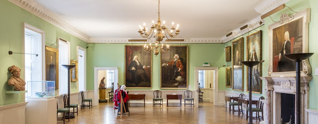 Foundling Museum picture gallery (Photo Foundling Museum)
